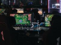 eスポーツカフェのイメージ